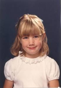 Stephanie at 5