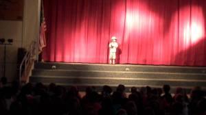 Kindergarten talent show