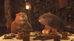 Beavers from Narnia