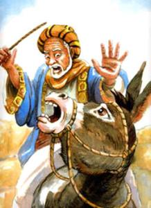 Balaam's Donkey